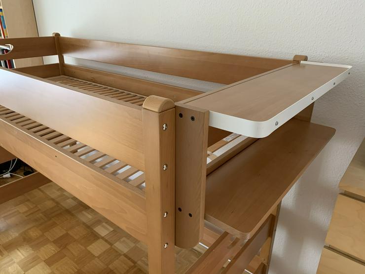 Bild 6: Paidi Varietta - Spielbett 155 cm - Massivholz Buche