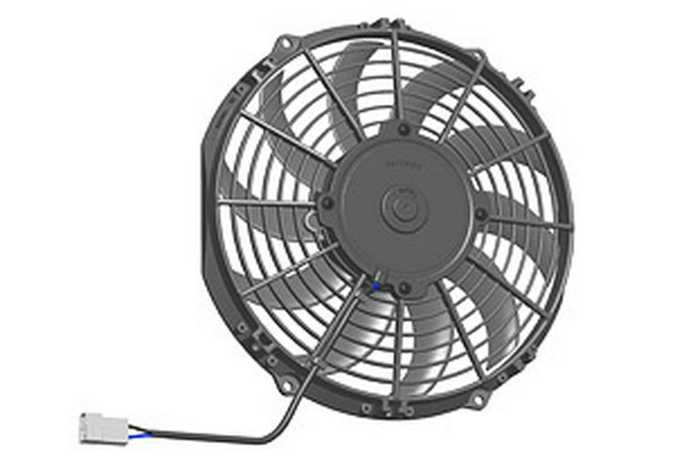 Bild 2: Spal ventilatoren, Lüfter und Gebläse für Automobil und Industrielle Anwendungen.