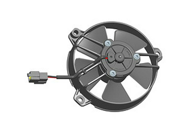 Bild 5: Spal ventilatoren, Lüfter und Gebläse für Automobil und Industrielle Anwendungen.