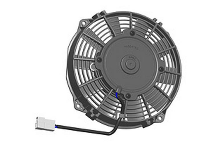 Bild 3: Spal ventilatoren, Lüfter und Gebläse für Automobil und Industrielle Anwendungen.