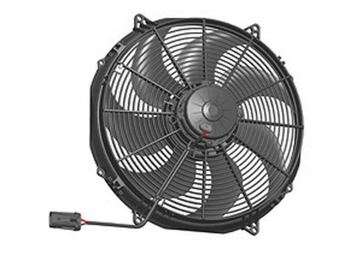 Bild 4: Spal ventilatoren, Lüfter und Gebläse für Automobil und Industrielle Anwendungen.
