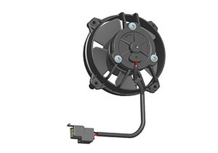 Bild 6: Spal ventilatoren, Lüfter und Gebläse für Automobil und Industrielle Anwendungen.