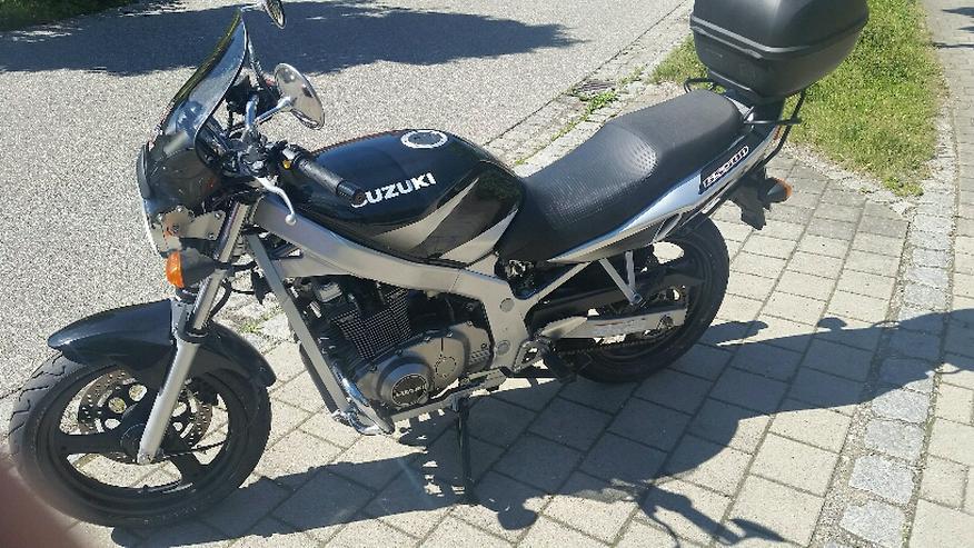 Suzuki GS 500 U  TÜV+REIFEN NEU org.11000 km