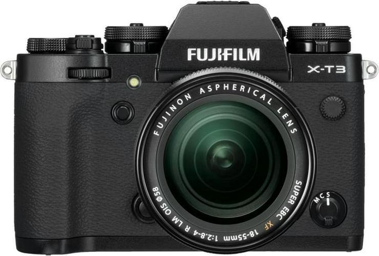 Fujifilm X-T3 schwarz - Originalverpackt, 2 Jahre Garantie - Digitale Spiegelreflexkameras - Bild 1
