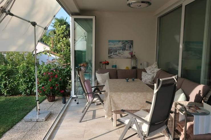 Bild 2: Schicke Luxus Wohnung mit Meerblick, Wintergarten und Gartenfläche - in Opatija, Kroatien -