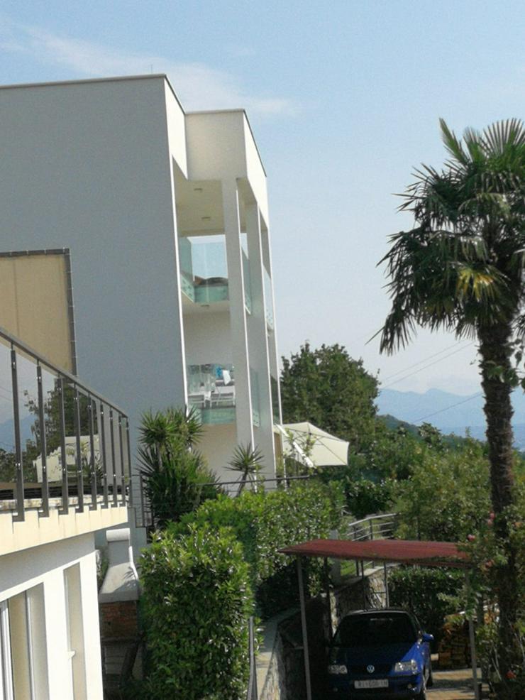 Schicke Luxus Wohnung mit Meerblick, Wintergarten und Gartenfläche - in Opatija, Kroatien -