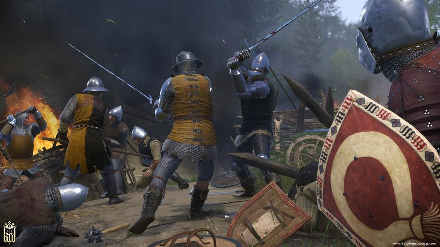 Kingdom Come: Deliverance + DLC Treasures of the Past