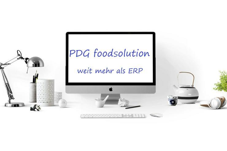 ERP-Software - Lösungen für die Lebensmittelbranche