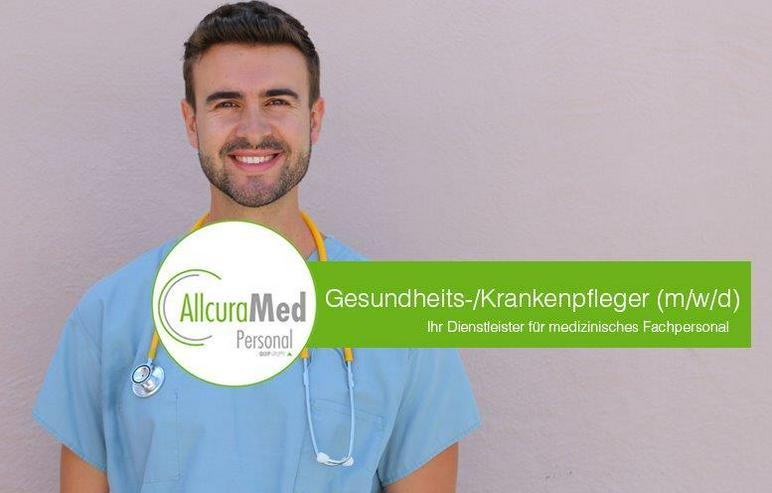 Dauernachtwache Gesundheits- und Krankenpfleger (w/m/d)