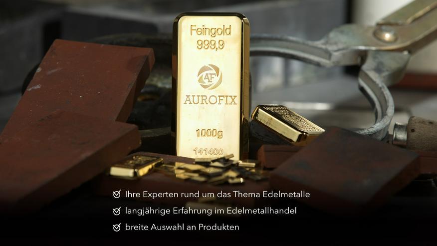 Bild 5: Lukrativer Silberankauf, Silberbarren, Silbermünzen, Tafelsilber in Berlin