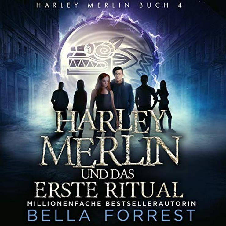 Harley Merlin und das erste Ritual (Audible Hörbuch) - Hörbücher - Bild 1