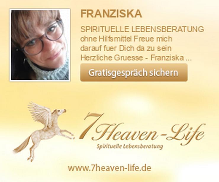 Lebenshilfe am Telefon-Franziska bei 7Heaven-Life. - Lebenshilfe - Bild 1