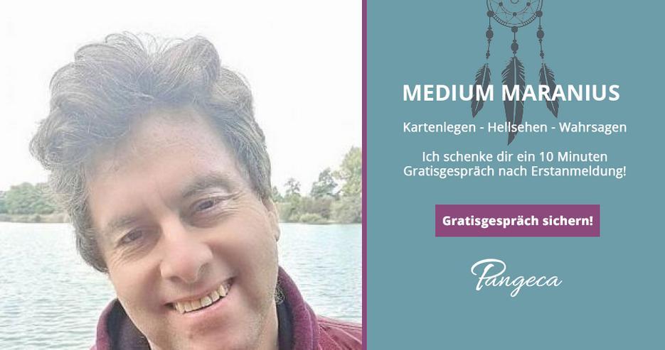 Kostenlos Kartenlegen bei Medium Maranius auf Pangeca - 10 Minuten Gratisgespräch!