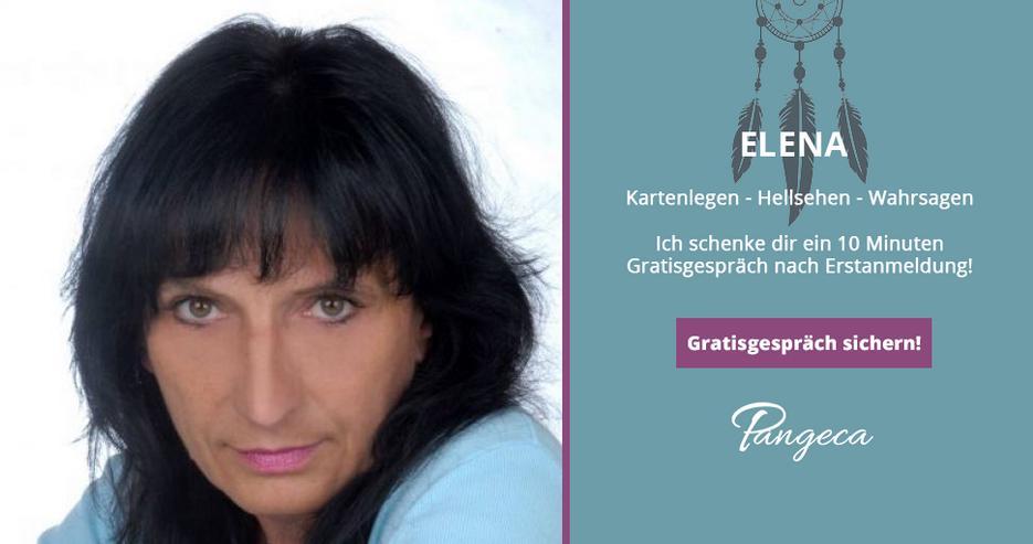 Kostenlos Kartenlegen bei Elena auf Pangeca - 10 Minuten Gratisgespräch!