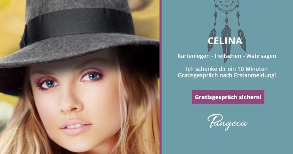 Kostenlos Kartenlegen bei Celina auf Pangeca - 10 Minuten Gratisgespräch!