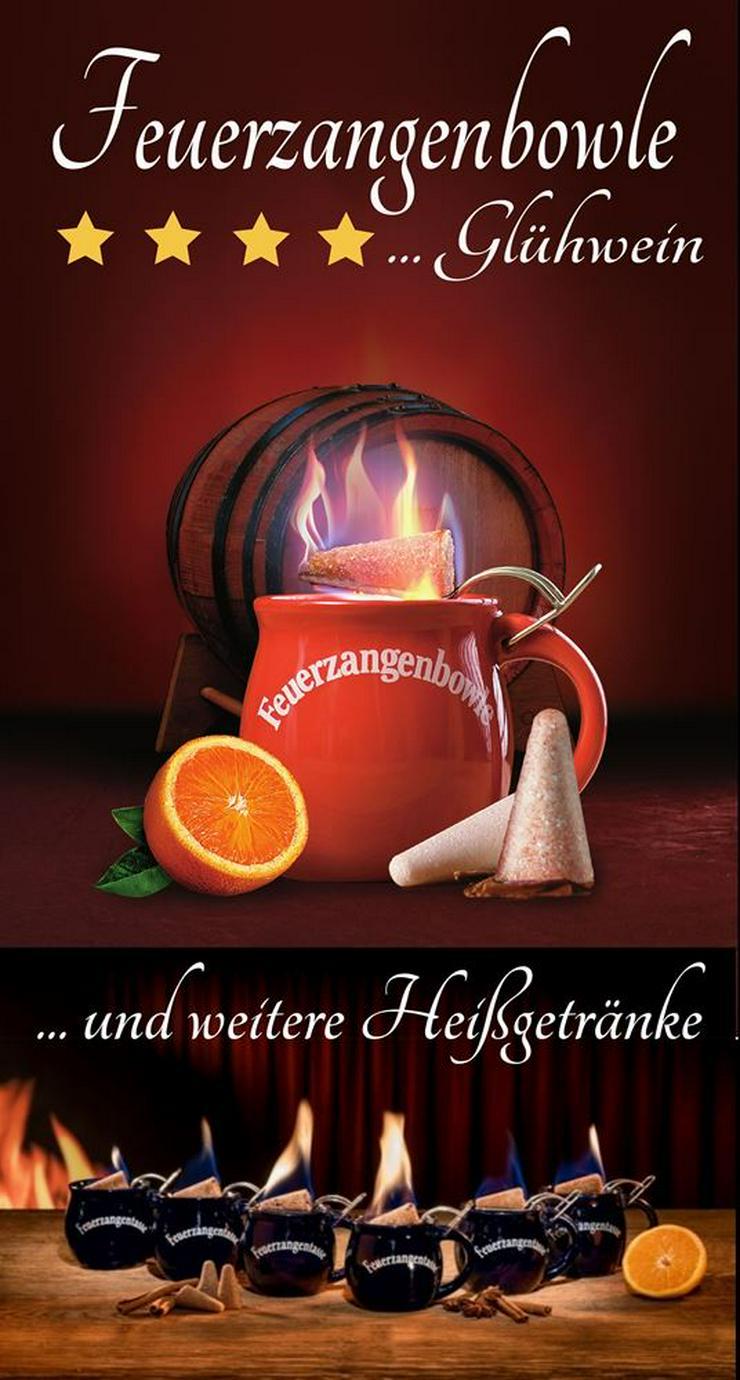 Bild 14: Mobiler Firmen Weihnachtsmarkt mieten - Weihnachtsfeier Ideen - Weihnachtshütten - Catering - Eventausstattung - Riesen Nussknacker - Riesen Räuchermann