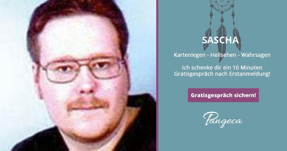 Kostenlos Kartenlegen bei Sascha auf Pangeca - 10 Minuten Gratisgespräch!