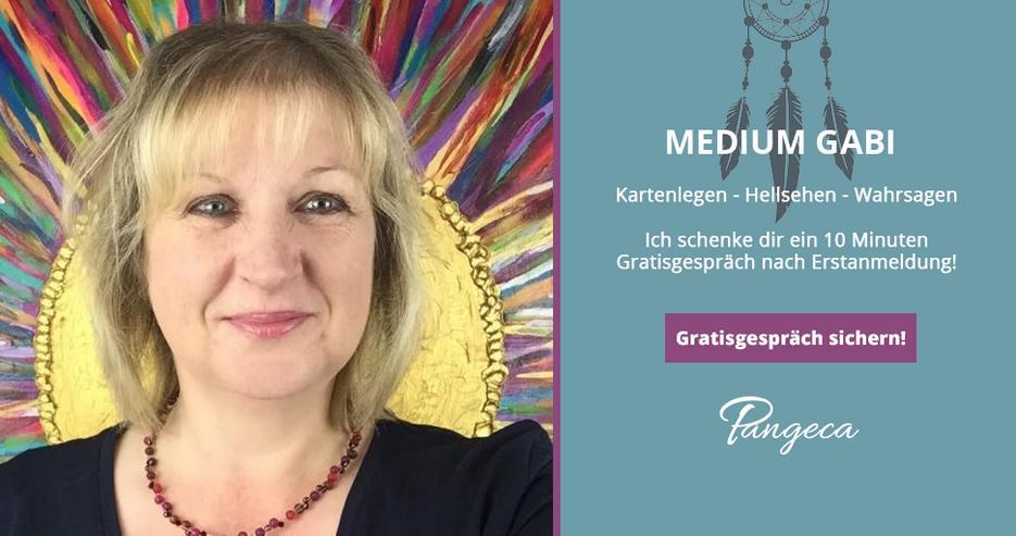 Kostenlos Kartenlegen bei Medium Gabi auf Pangeca - 10 Minuten Gratisgespräch!