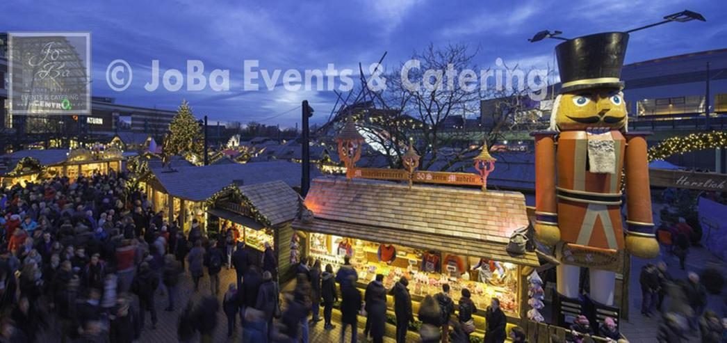 Bild 7: Riesen Nussknacker Figur grosse Holzfigur groß Nußknackerfigur Weihnachtsfeier - Weihnachtsmarkt - Firmenfeier - Theater - Kulisse Eventausstattung