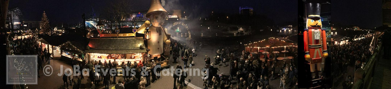 Bild 8: Riesen Nussknacker Figur grosse Holzfigur groß Nußknackerfigur Weihnachtsfeier - Weihnachtsmarkt - Firmenfeier - Theater - Kulisse Eventausstattung