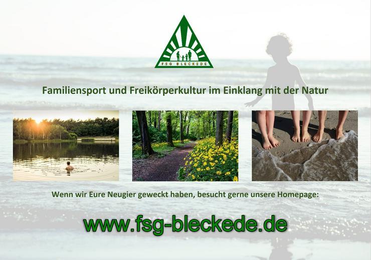 Familiensportgemeinschaft (FSG) und Freikörperkultur im Einklang mit der Natur