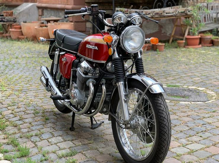 Bild 2: Honda - CB 750 Four K2