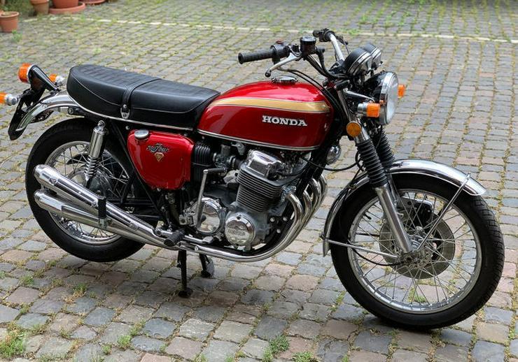 Honda - CB 750 Four K2
