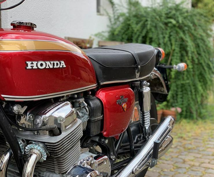 Bild 3: Honda - CB 750 Four K2