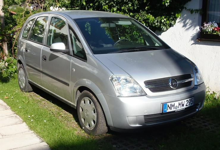 Opel Meriva A 1.4; TÜV 01/2022