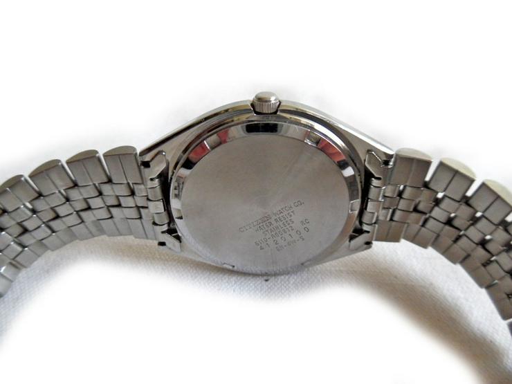 Bild 4: Armbanduhr von Citizen