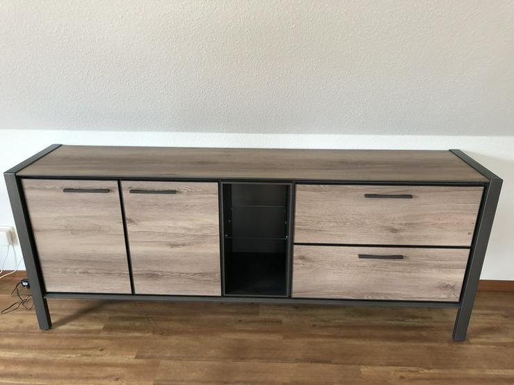 Bild 2: Sideboard Copenhagen der Firma Henders und Hazel 210cm breit 1 Woche alt