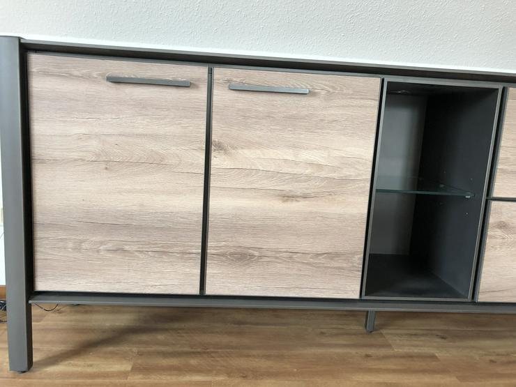 Bild 4: Sideboard Copenhagen der Firma Henders und Hazel 210cm breit 1 Woche alt