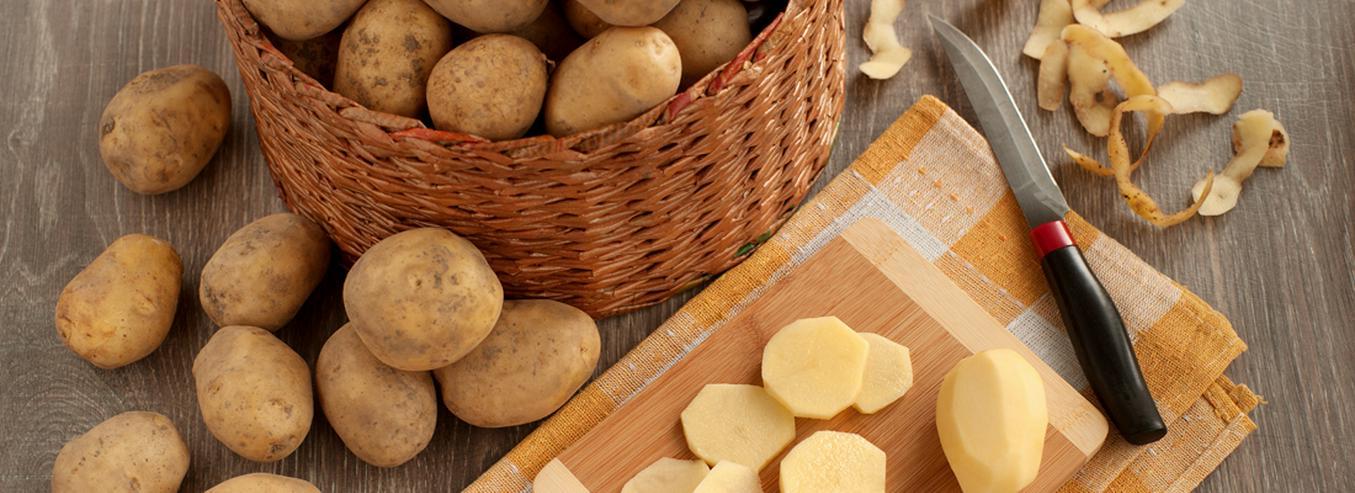 Agria Kartoffeln kaufen - Direkt vom Bauern zu Ihnen nach Hause! 9, 31 EUR für 10 kg
