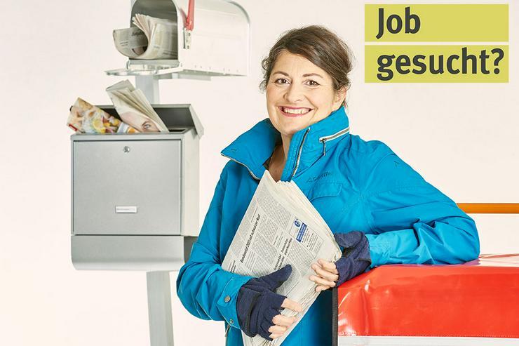 Zeitung austragen in Albertshofen - Job, Nebenjob, Minijob