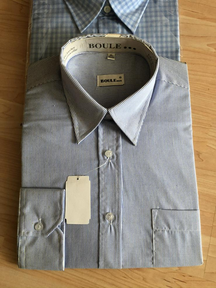 Verschiedene Hemden absolut neuwertig und original verpackt