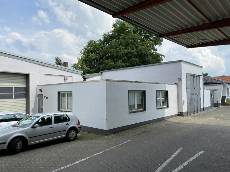 Lagerhalle in Detmold