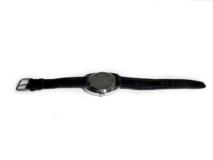 Bild 4: Seltene Armbanduhr von Sandoz