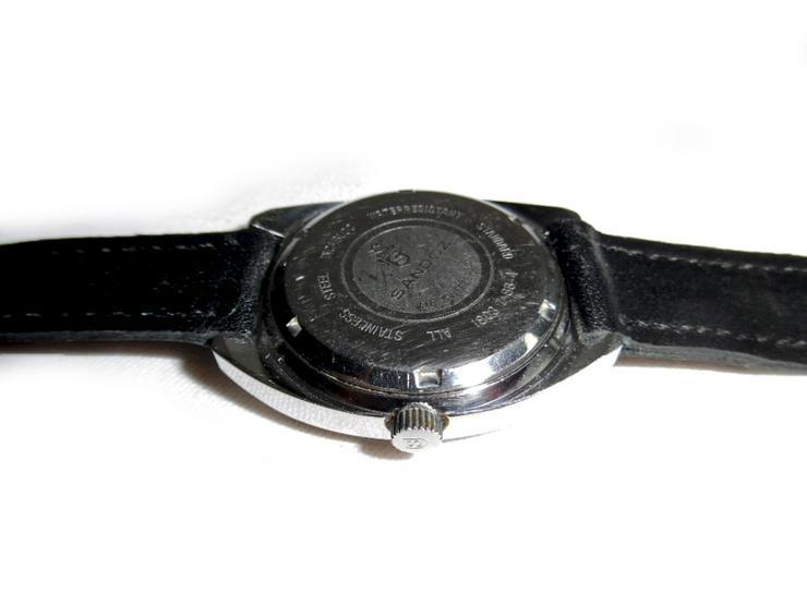 Bild 5: Seltene Armbanduhr von Sandoz