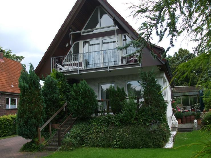 Möblierte- Einliegerwohnung i. Einfamilienhaus mit Terrasse