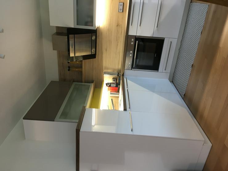 DAN Einbauküche *NEUWERTIG* L-Form inkl. Geräte