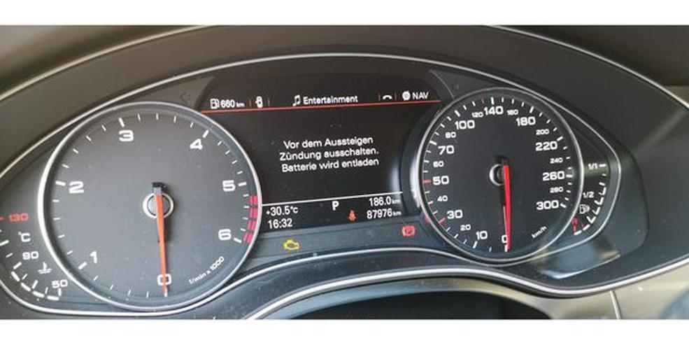 Bild 6: Audi A7 3.0 TDI Quattro Tiptronic