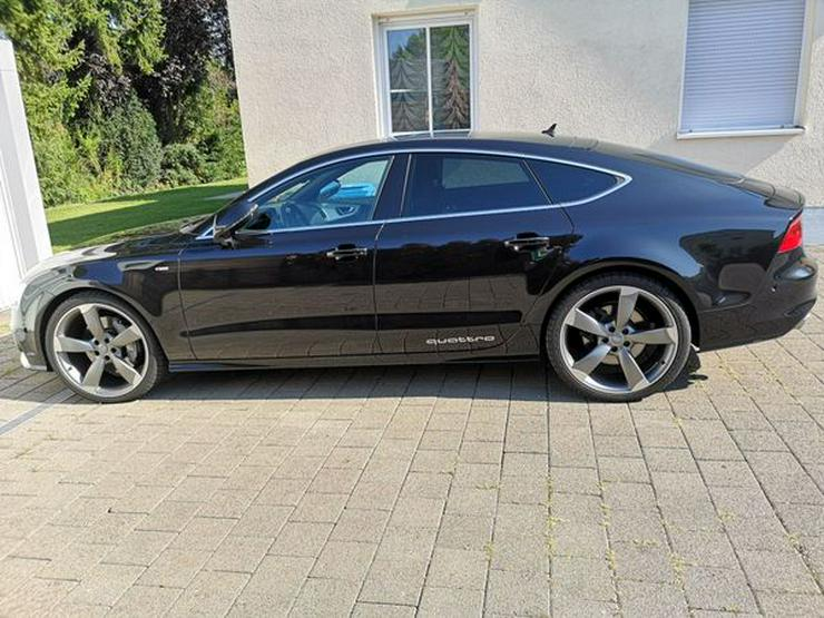 Bild 4: Audi A7 3.0 TDI Quattro Tiptronic