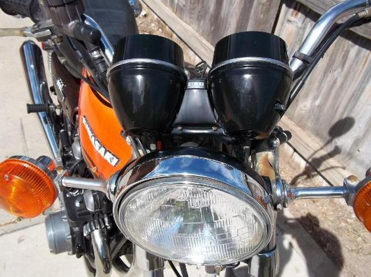 Bild 6:  Kawasaki Z 1