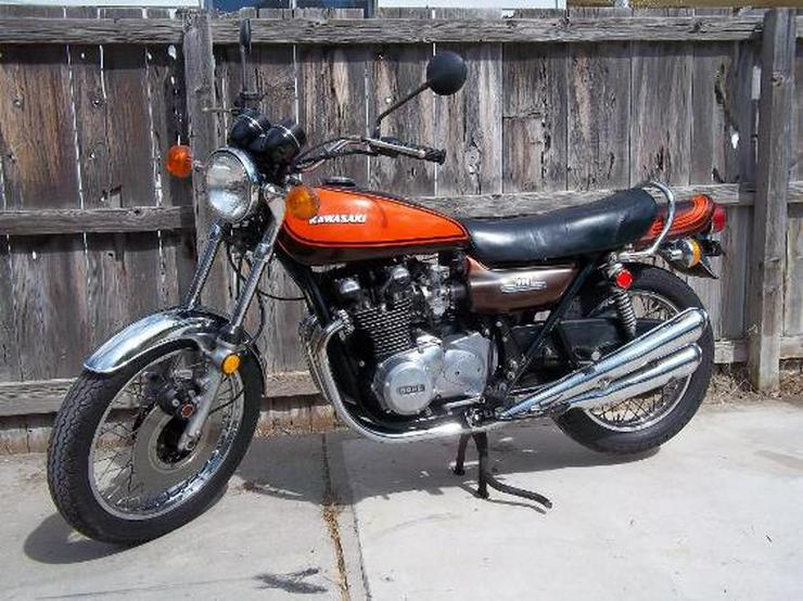 Bild 2:  Kawasaki Z 1