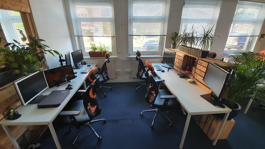 Bild 1: Büro / Coworking / Schreibtischplatz
