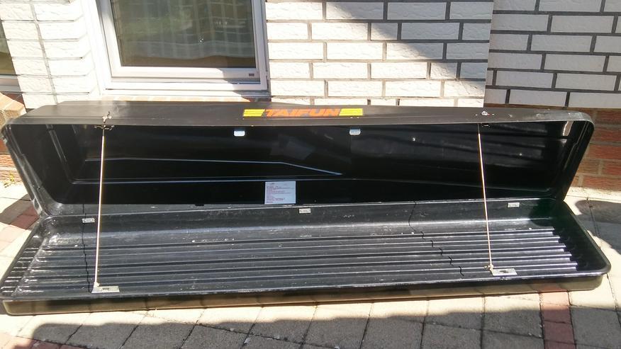 Dachbox in guten Zustand - Dachträger & Dachboxen - Bild 1