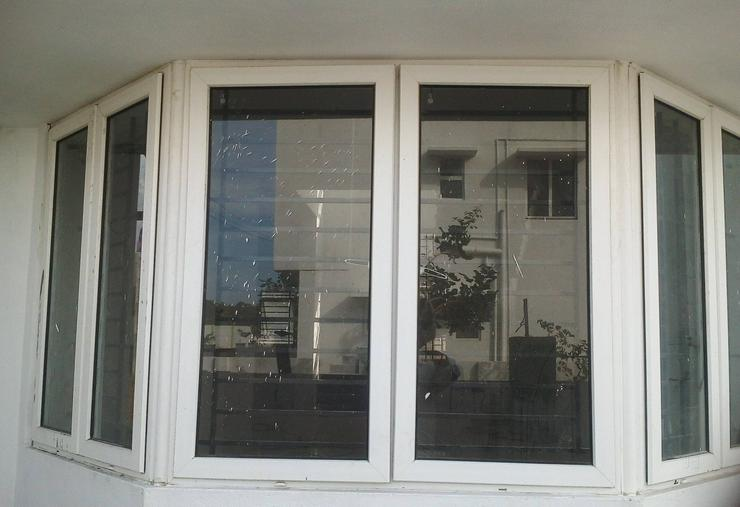Bild 3: PVC Fenster sind pflegeleicht