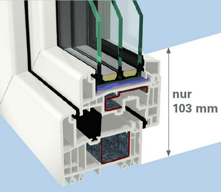 Bild 5: PVC Fenster sind pflegeleicht
