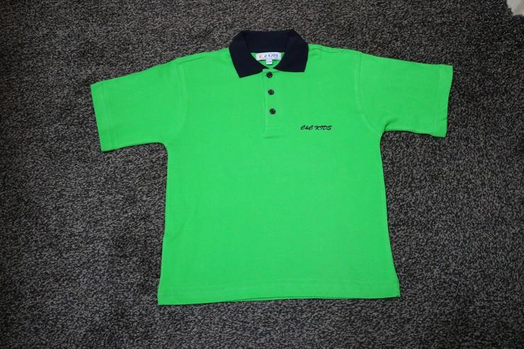 Poloshirt, Gr. 128, apfelgrün