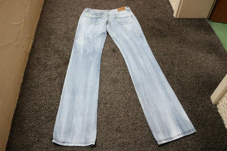 Bild 5: Jeans, Gr. 42, Ripped-Effekte